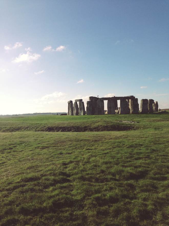 Stonehenge via Blushed Tapatia