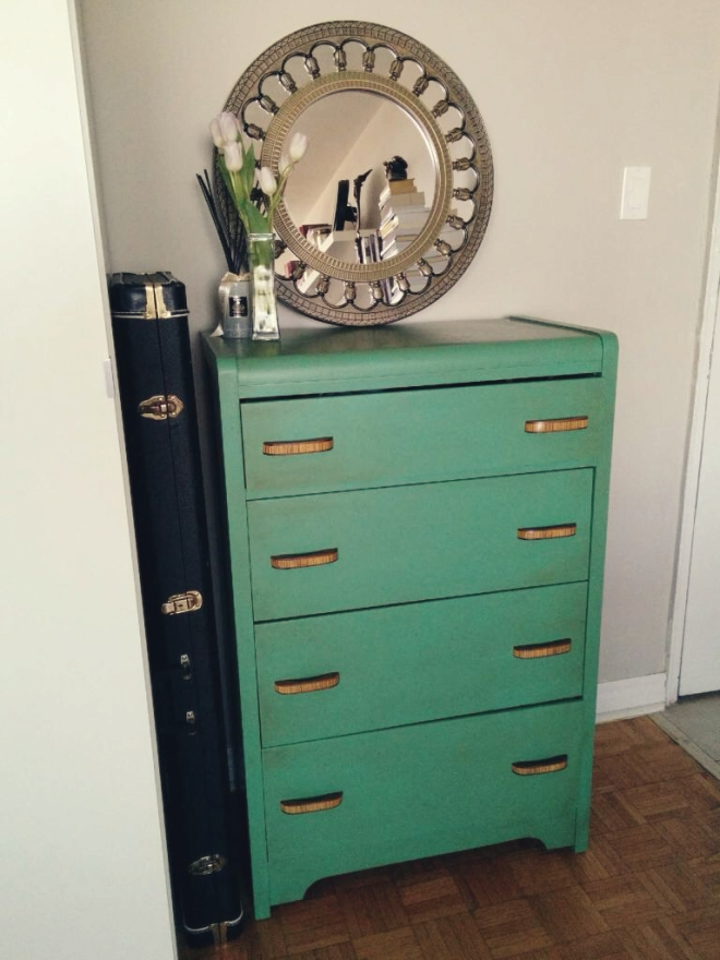Antique Dresser DIY