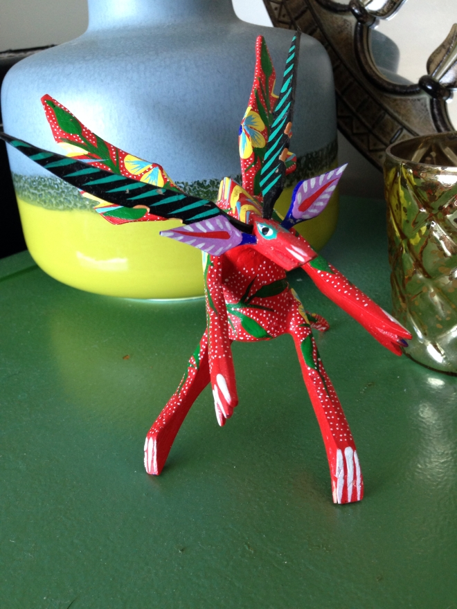 Alebrije - Mexican Folk Art Sculpture