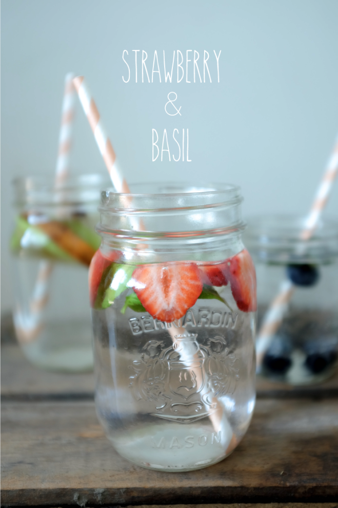 Blushed Tapatia: Fruit Infused Water